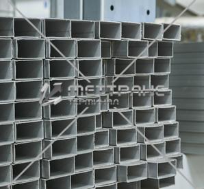 Труба стальная прямоугольная в Архангельске